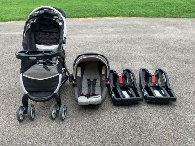 Graco Click Connect Travel System