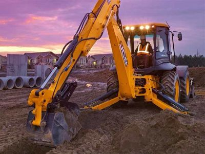 2017 JCB 4CX-14 SUPER BACKHOES