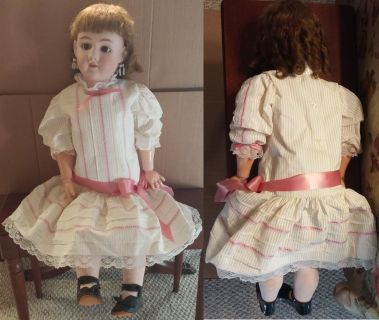 "Handwerck 32"" German Doll - 1905"