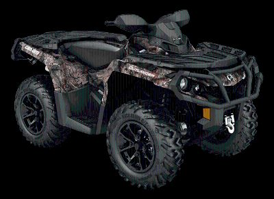 2018 Can-Am Outlander XT 650 Utility ATVs Clinton Township, MI