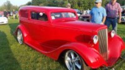 1934 Chevy Sedan - Supercharged $57,000 BO / Partial trade