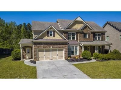 5 Bed 4 Bath Foreclosure Property in Hoschton, GA 30548 - Trilogy Park Trl