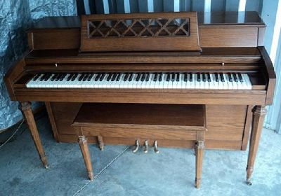 $399 Cable-Nelson Spinet Piano-Very Good Condition