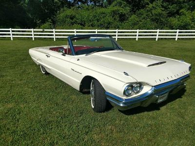 1964 Ford Thunderbird Converible