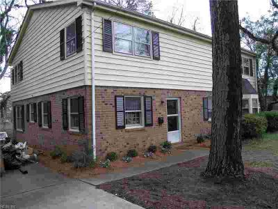 216 Granby Park A Norfolk Three BR, End unit townhouse style