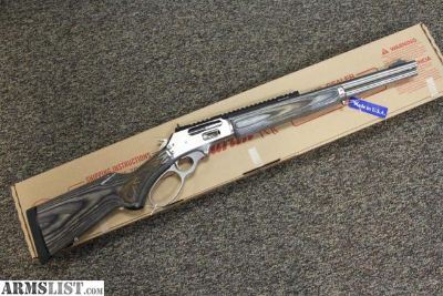 For Sale/Trade: Marlin sbl 45-70 lever action for trade