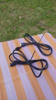 2 high speed HDMI cables