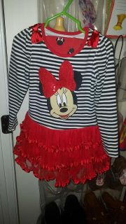 Minnie 4t Outfit with minnie pants