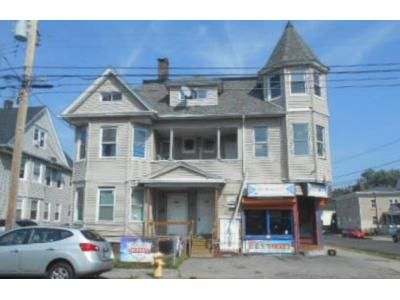 10 Bed 6 Bath Foreclosure Property in Bridgeport, CT 06608 - Noble Ave