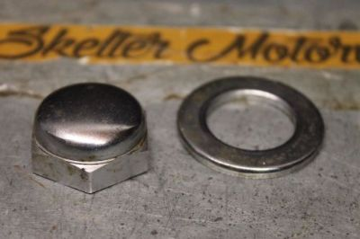Purchase Honda CB CL 350 350 500 550 750 F G K Steering Stem Nut PN: 90304-415-000 motorcycle in Marion, Iowa, United States, for US $10.00