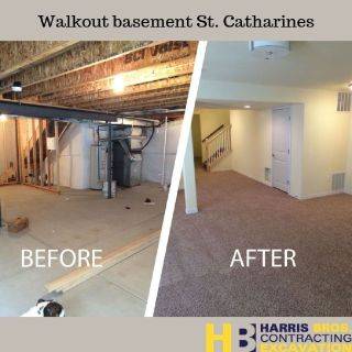 Walkout basement St. Catharines