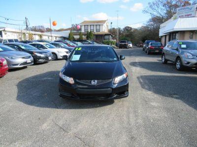 2012 Honda Civic EX (Crystal Black Pearl)