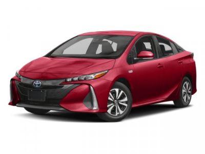 2017 Toyota Prius Prime Premium (Gray)