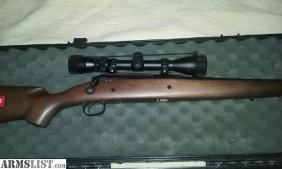 For Sale: Savage axis