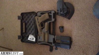 For Sale/Trade: S&W M&P M2.0 9mm with Vortex Razor 3MOA