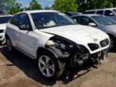 Salvage 2014 BMW X6 XDRIVE35I for Sale