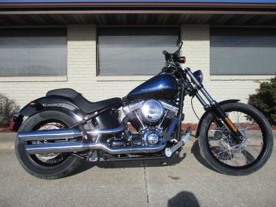 2012 Harley-Davidson Softail Blackline Cruiser Motorcycles Winterset, IA