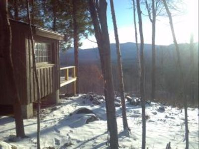 $945, 2br, Cabin for rent in Andover,