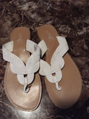 Rouge helium sandals size 9