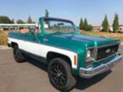 1973 Chevrolet Blazer K5 4X4 Full