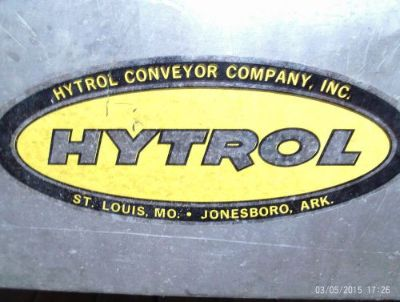 Sell HYTROL 16' CONTAINER LOADING CONVEYER BELT motorcycle in Pomona Park, Florida, United States, for US $300.00