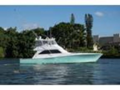 61' Viking 61 Convertible 2003