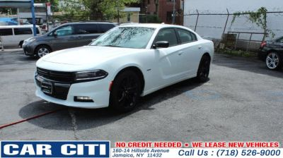 2017 Dodge Charger R/T RWD (White)