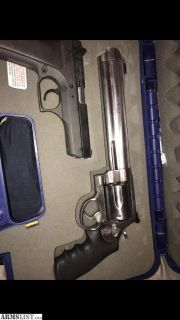 For Sale: Smith and Wesson 500 for trade