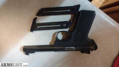 For Sale: Ruger 22/45 Target Pistol