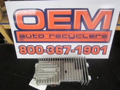 Purchase Escalade Yukon Sierra Tahoe Avalanche Suburban Amplifier OE #20944419 motorcycle in Bluffton, Ohio, United States, for US $150.00