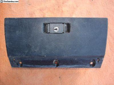1976 Rabbit Glove Box