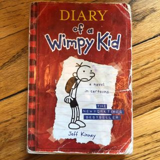 Diary if a Wimpy Kid