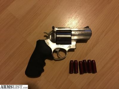 For Sale: Ruger .480 Super Redhawk Alaskan