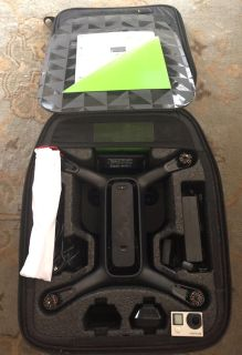 GoPro 3Dr. Solo Quadcopter Drone w/gimbal