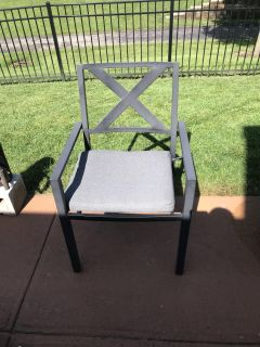 2 Target patio chairs