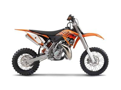 2014 KTM 65 SX Motocross Motorcycles Johnson City, TN