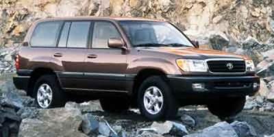 2000 Toyota Land Cruiser Base ()