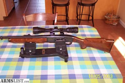 For Sale: Remington 7400