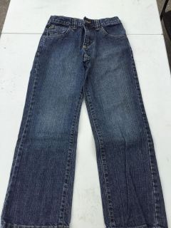 Wrangler jeans with adjustable waist size 10