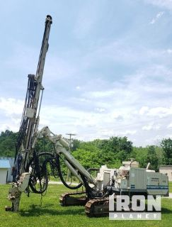 Furukawa HCR 900 ES 20 Crawler Mounted Blast Hole Drill