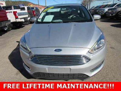 2017 Ford Focus Titanium SURFACE CARE WARRANTY INCLUDED!!!