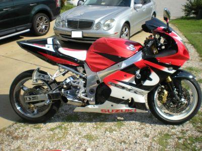 2001 Suzuki GSX-R 1000R
