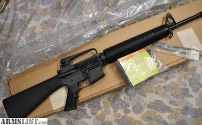 For Sale: NIB Preban Colt Sporter AR15
