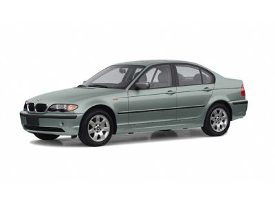 2002 BMW 3-Series 325i (Electric Red)