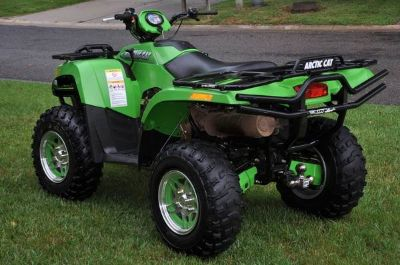 2006 Arctic Cat 400 ATV/ Four wheeler