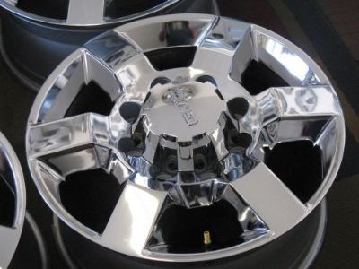 Sell 2014 2015 GMC SIERRA 2500 3500 18X8 FACTORY ORIGINAL OEM CHROME WHEEL RIM 5702 motorcycle in Azusa, California, United States, for US $349.99