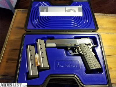 For Sale: Dan Wesson Silverback 1911 9mm