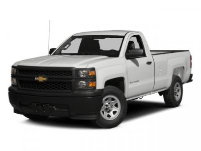 2015 Chevrolet Silverado 1500 Work Truck (Victory Red)