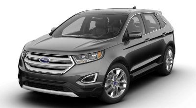 2018 Ford Edge Titanium (J7 MAGNETIC METALLIC)