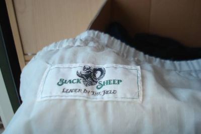 BLACK SHEEP ADULT SLEEPING BAG